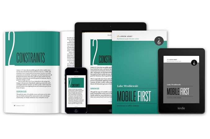 Recommended Reading: Mobile First