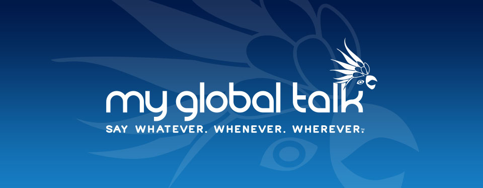 MyGlobalTalk UI Design