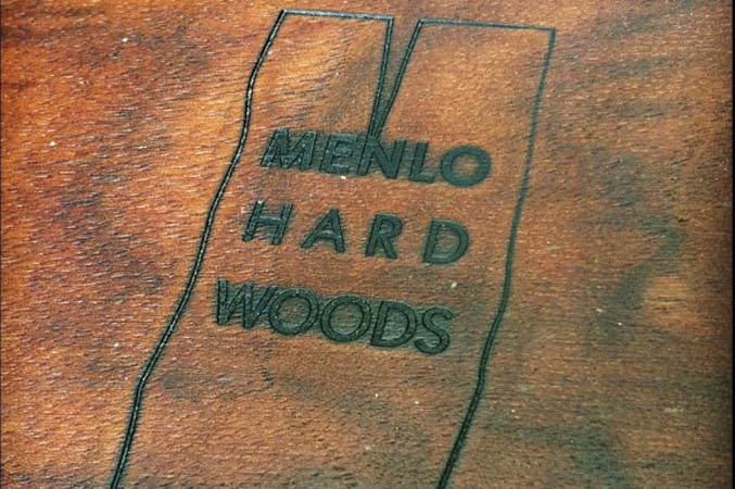 Menlo Hardwoods Brand Evolution